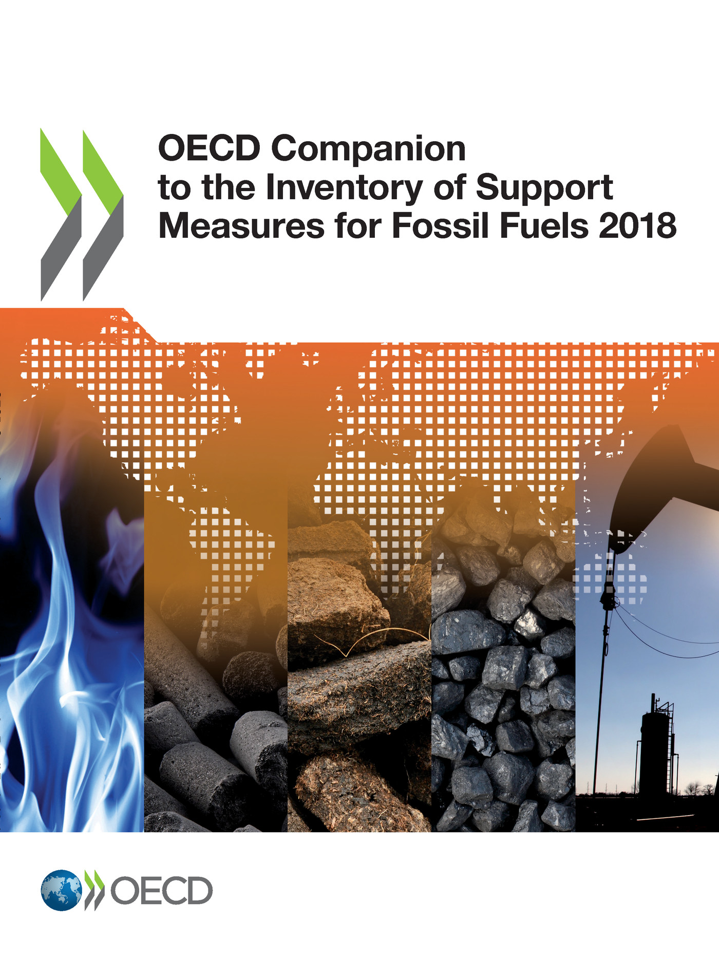 OECD Companion to the Inventory of Support Measures for Fossil Fuels 2018 De  Collectif - OCDE / OECD