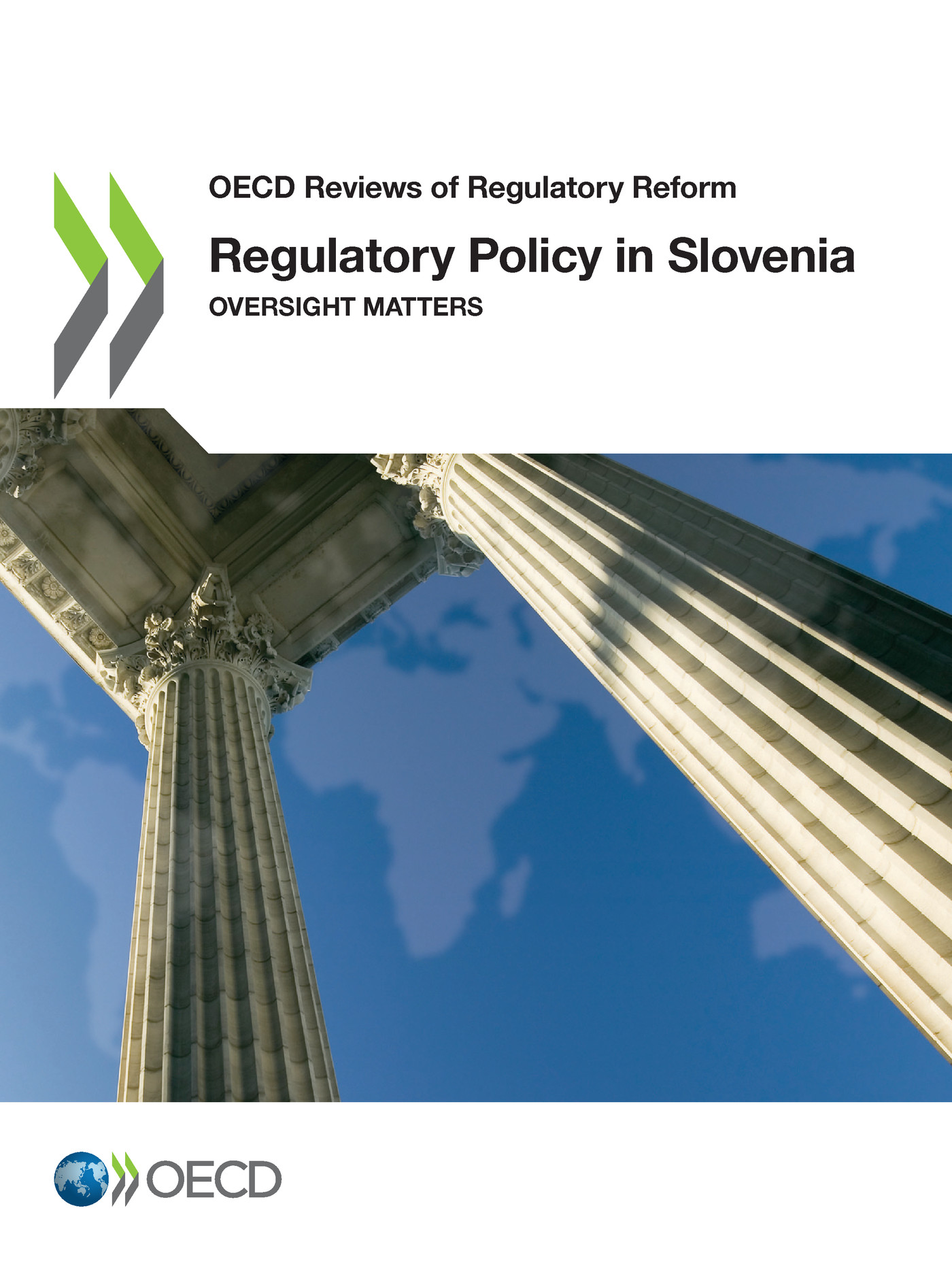 Regulatory Policy in Slovenia De  Collectif - OCDE / OECD