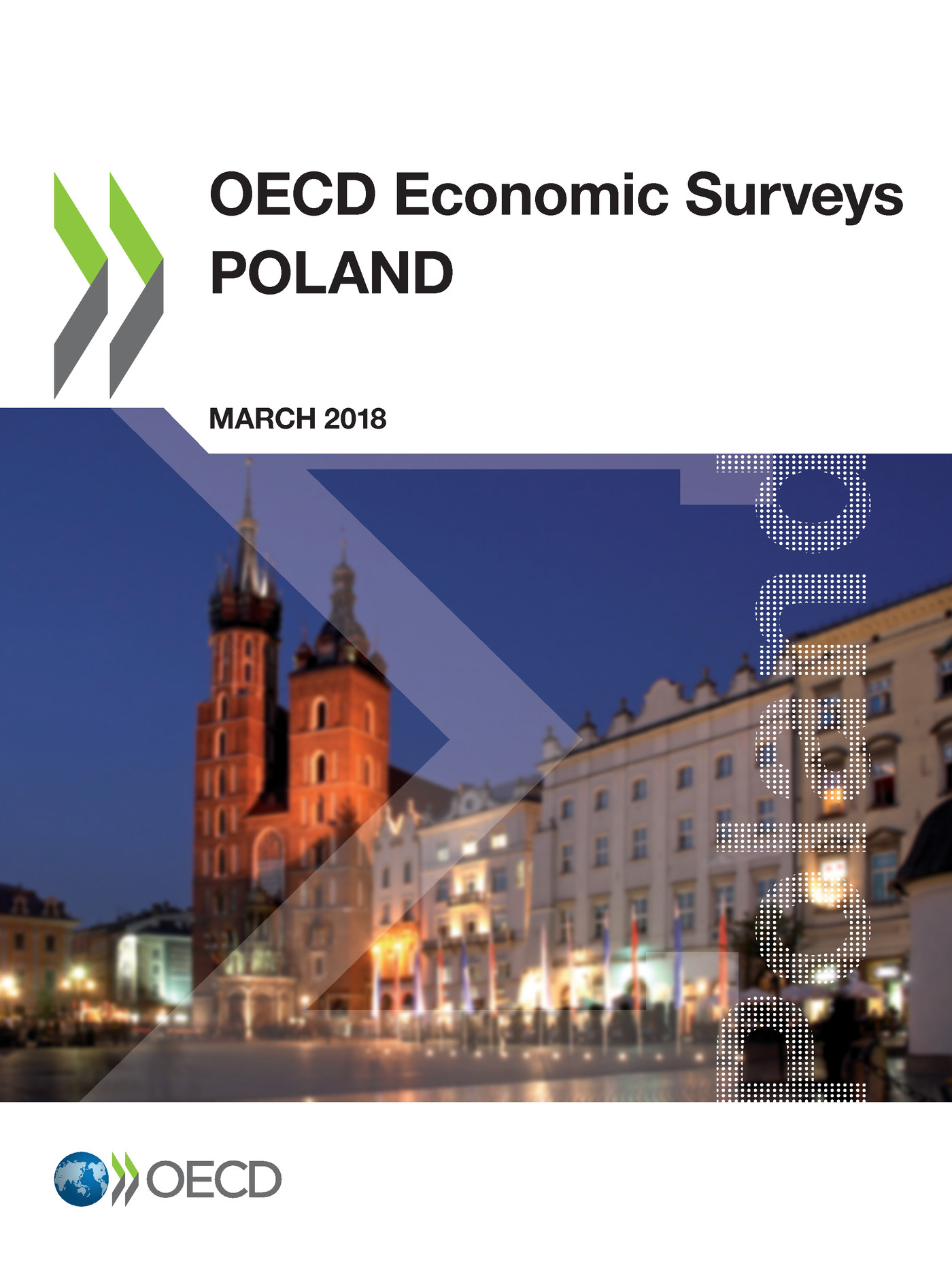 OECD Economic Surveys: Poland 2018 De  Collectif - OCDE / OECD