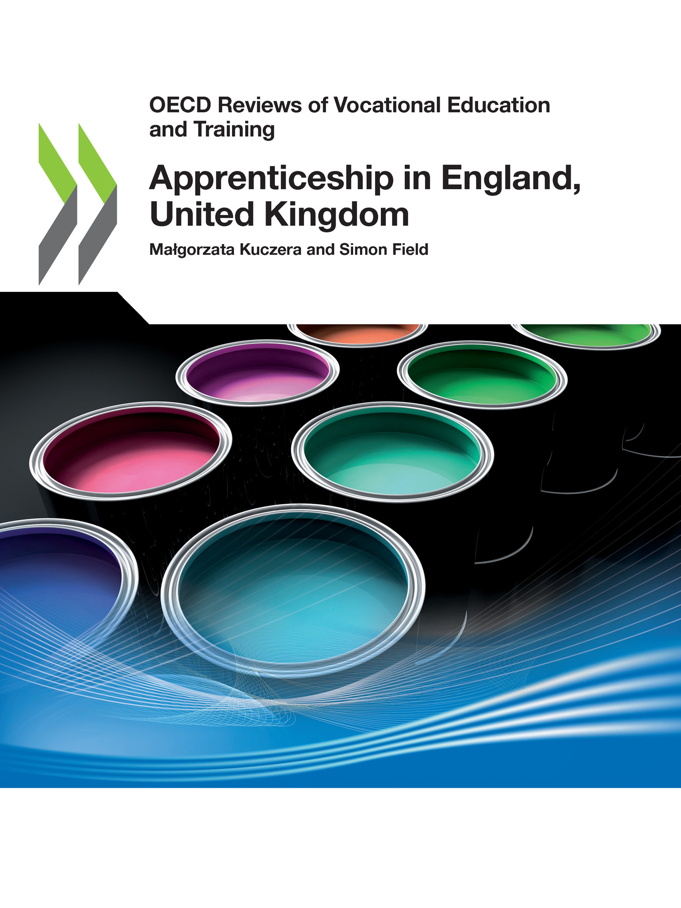 Apprenticeship in England, United Kingdom De  Collectif - OCDE / OECD