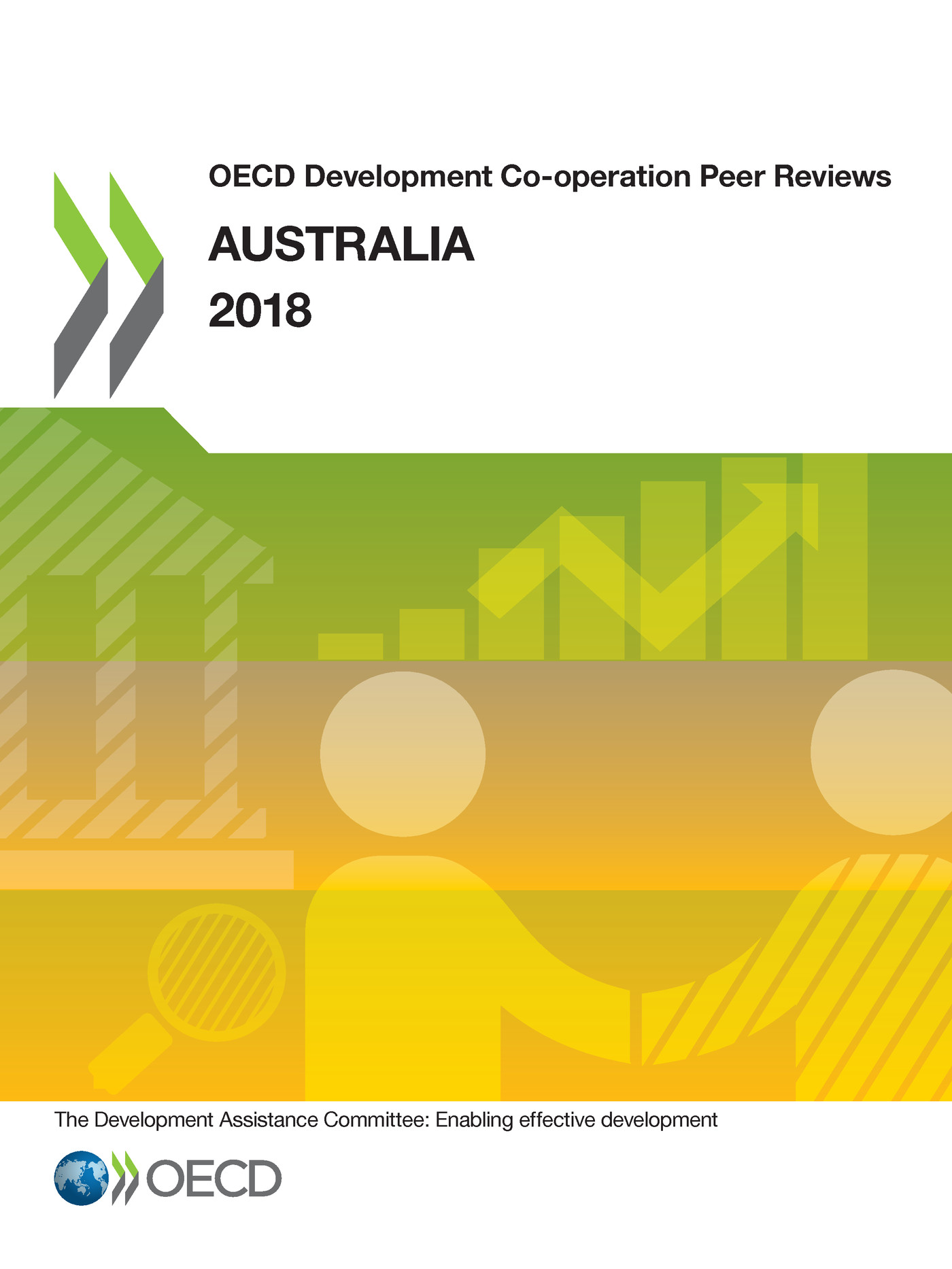 OECD Development Co-operation Peer Reviews: Australia 2018 De  Collectif - OCDE / OECD