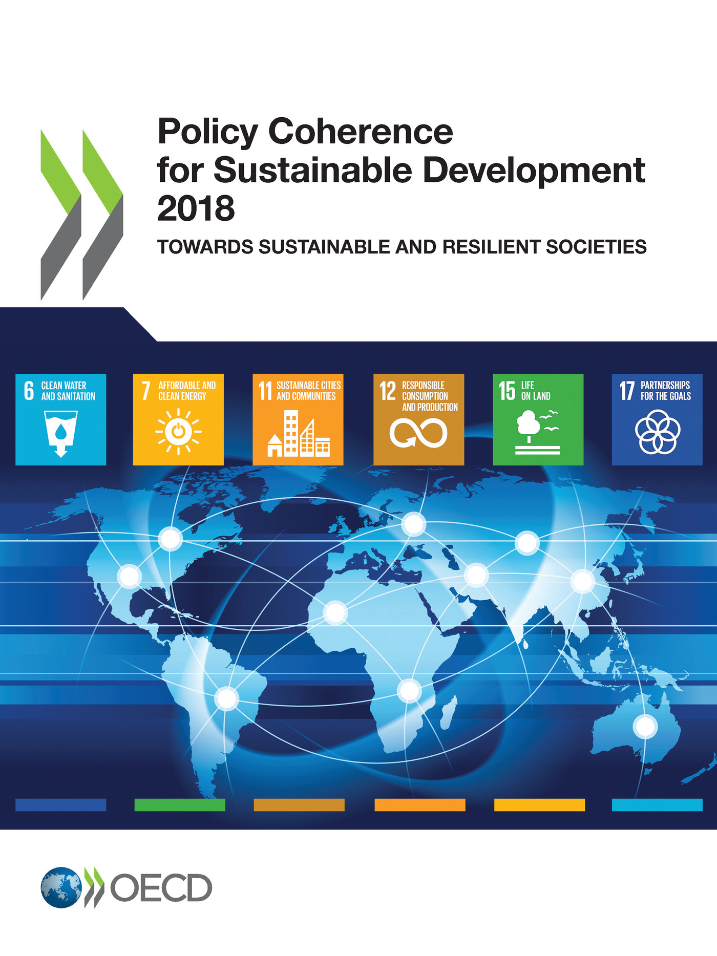 Policy Coherence for Sustainable Development 2018 De  Collectif - OCDE / OECD