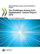 Tax Challenges Arising from Digitalisation – Interim Report 2018 De  Collectif - OCDE / OECD
