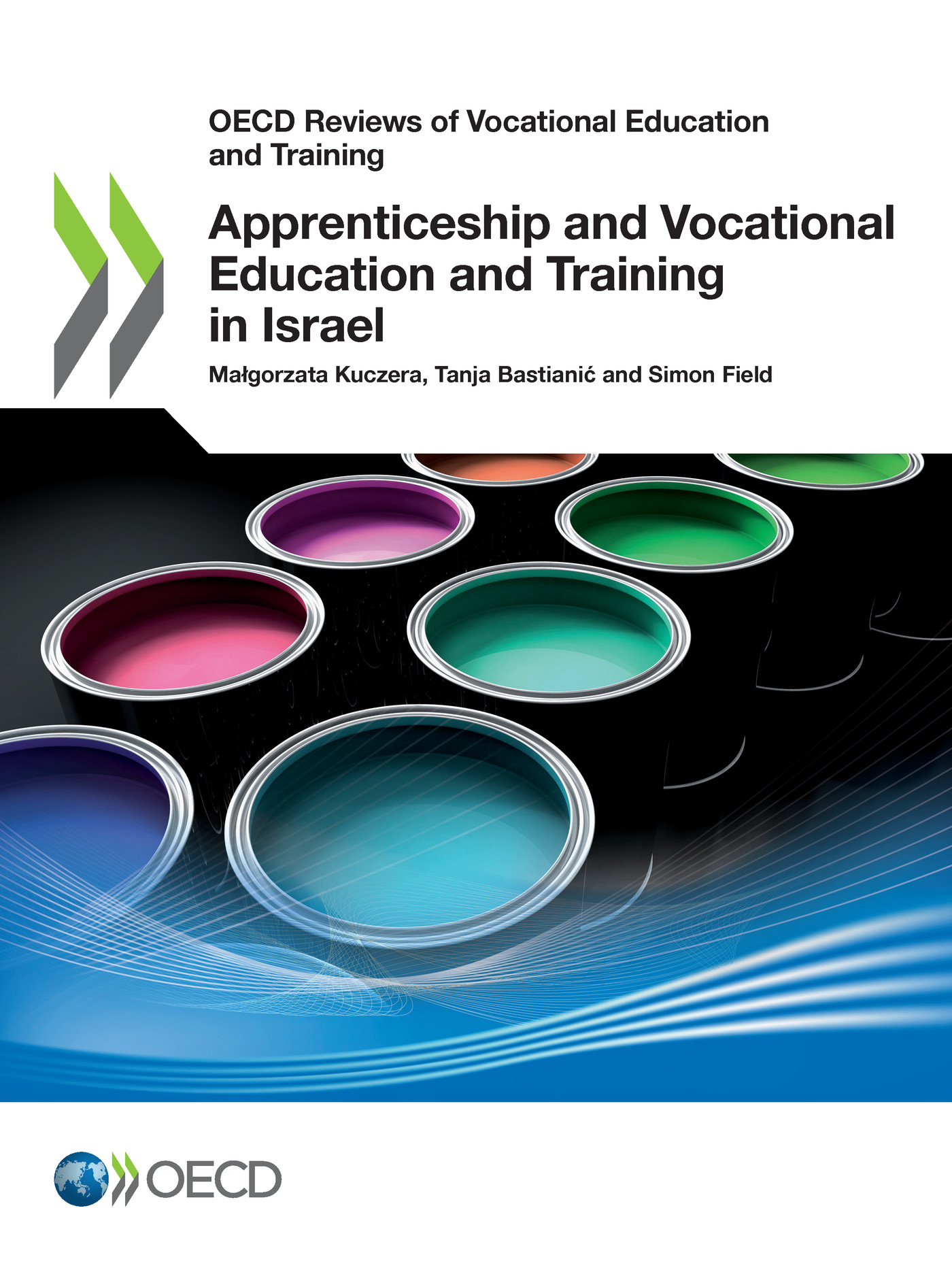Apprenticeship and Vocational Education and Training in Israel De  Collectif - OCDE / OECD