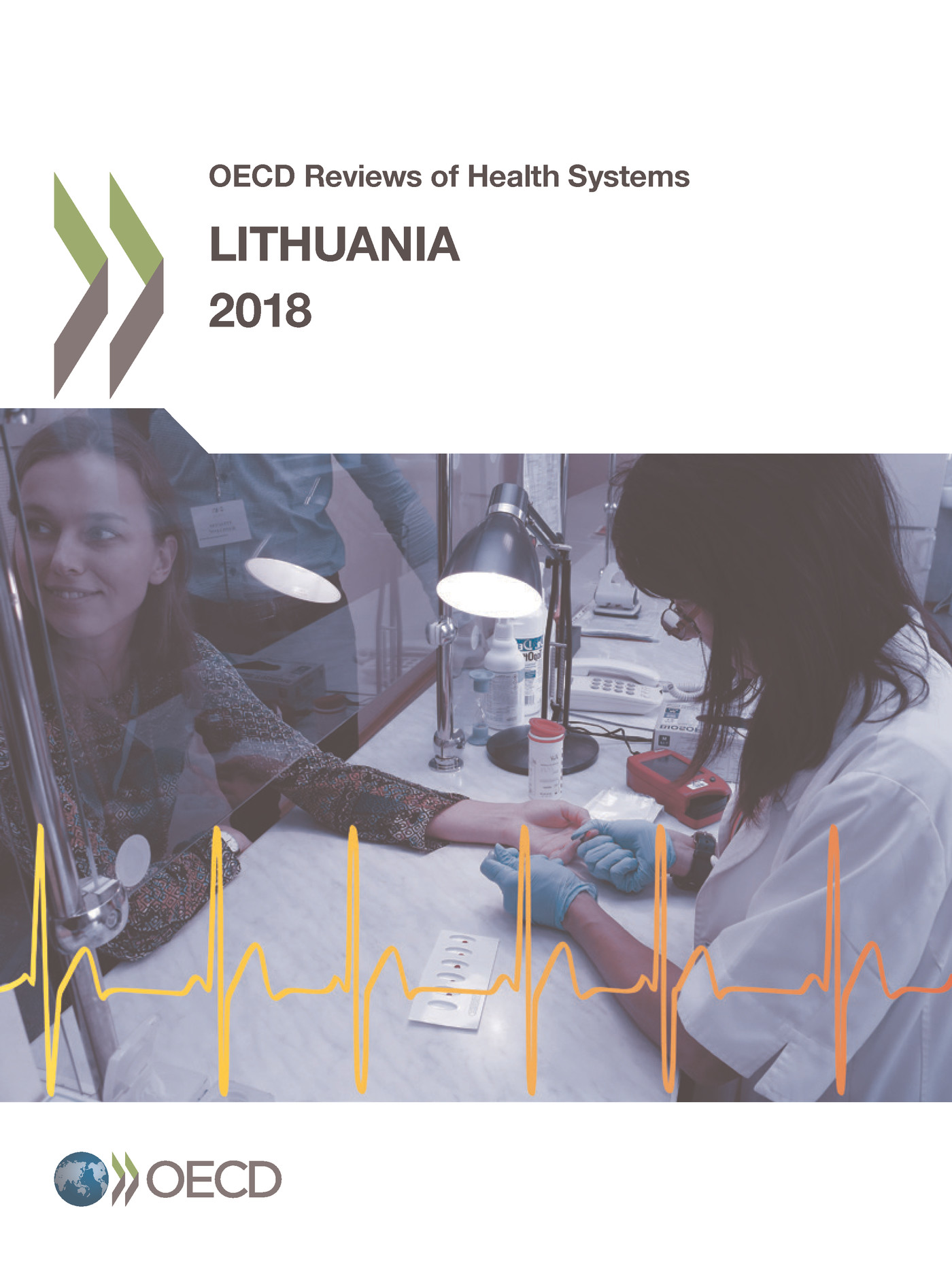 OECD Reviews of Health Systems: Lithuania 2018 De  Collectif - OCDE / OECD