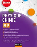 Physique-Chimie MP De  Collectif - Dunod