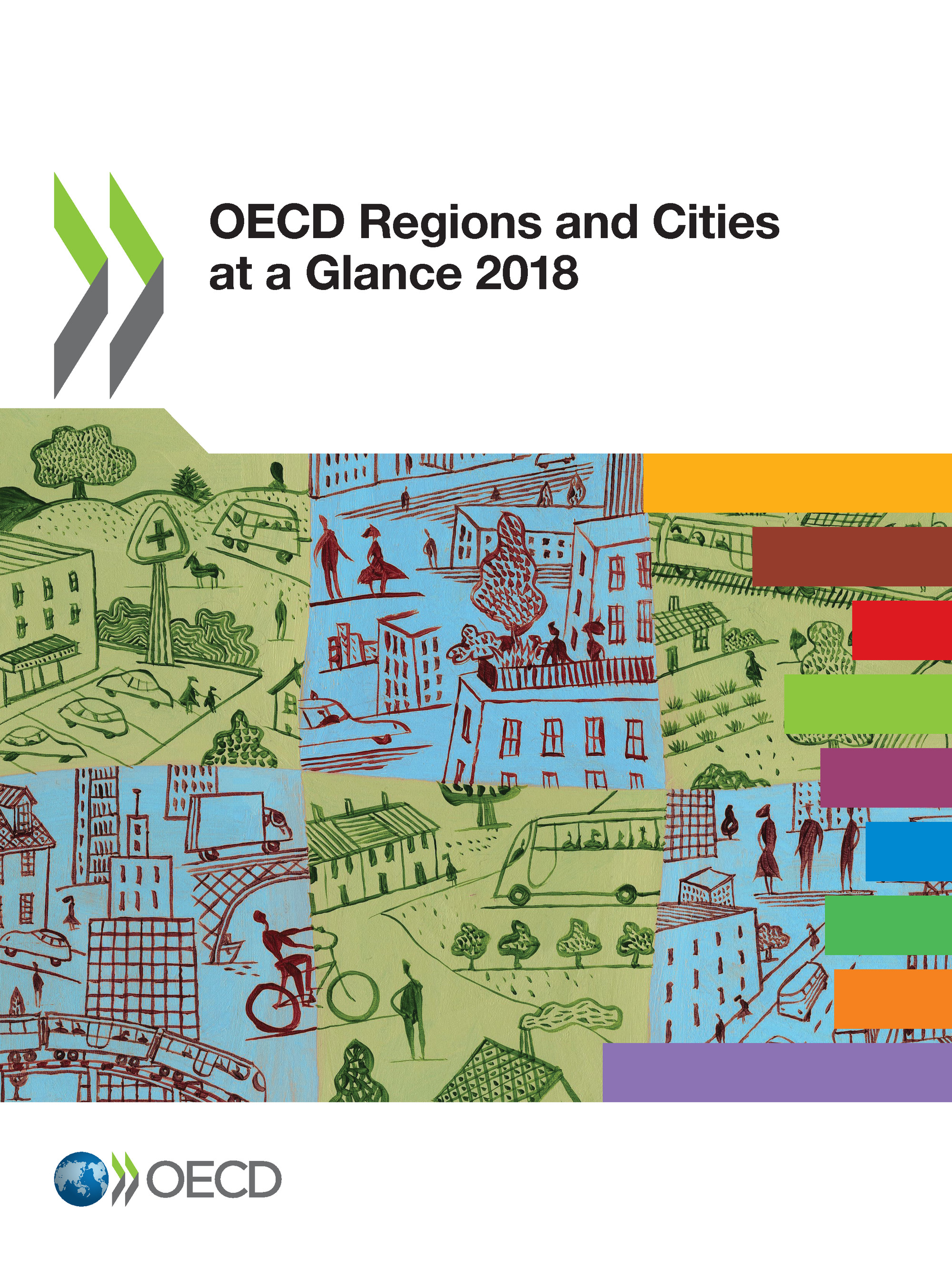 OECD Regions and Cities at a Glance 2018 De  Collectif - OCDE / OECD