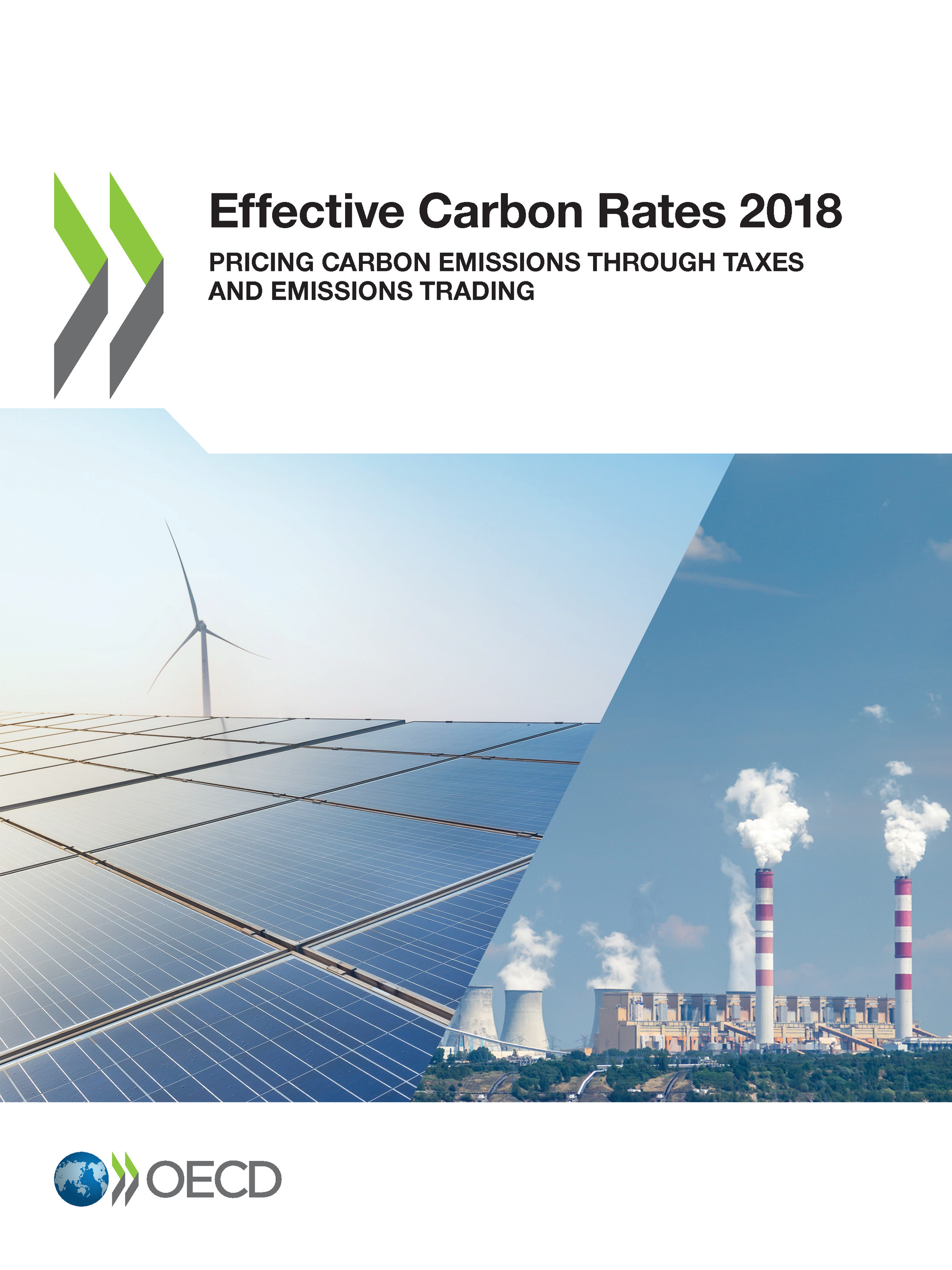 Effective Carbon Rates 2018 De  Collectif - OCDE / OECD