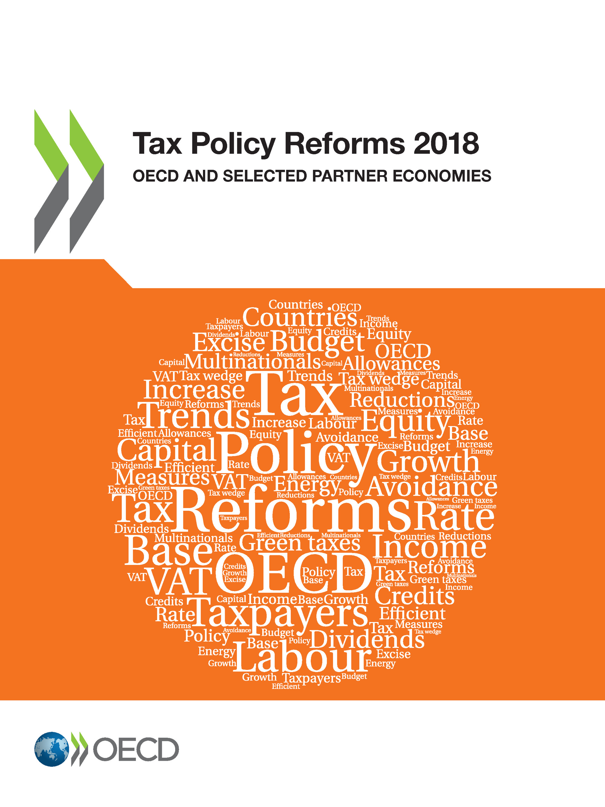 Tax Policy Reforms 2018 De  Collectif - OCDE / OECD