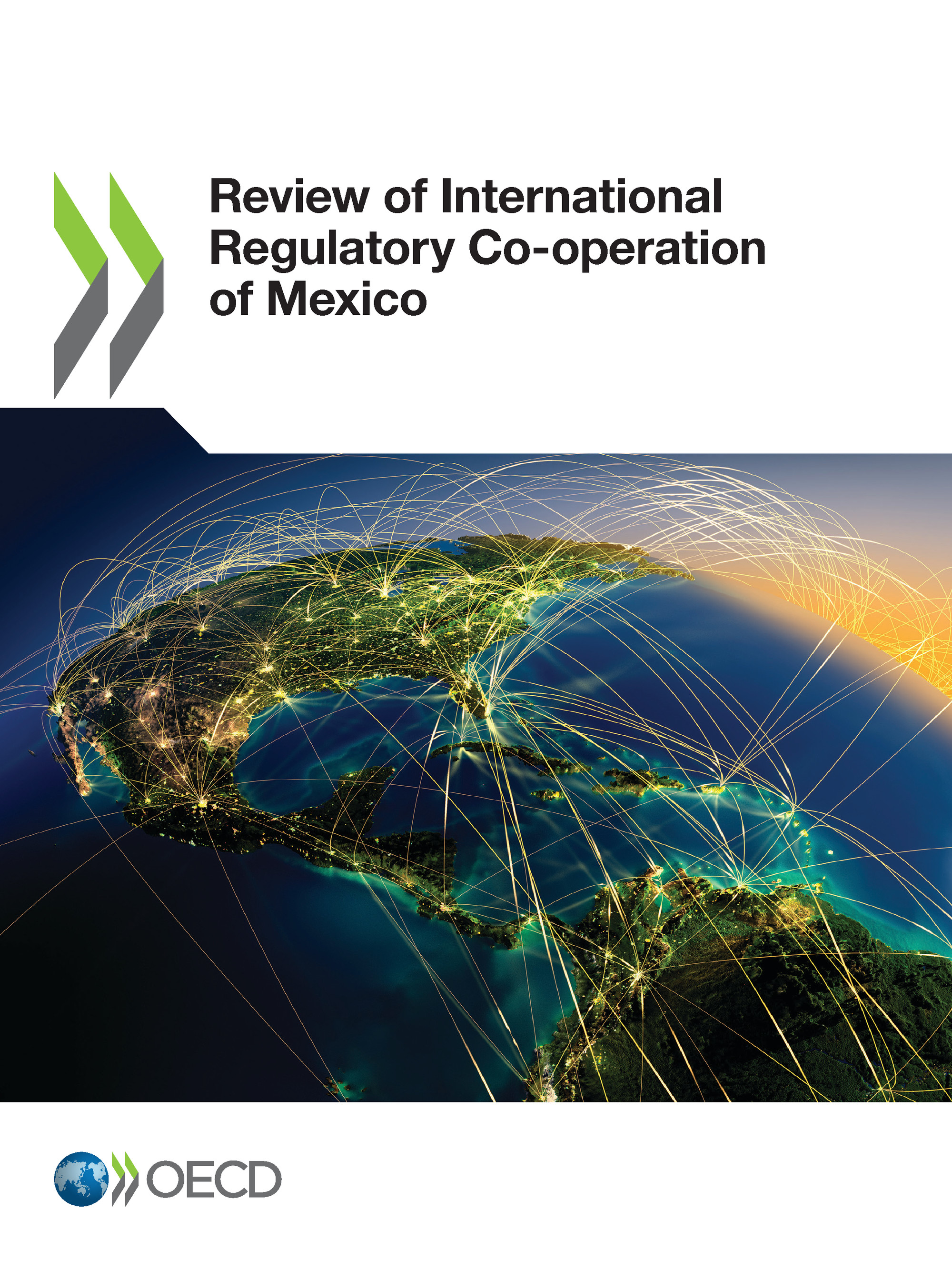 Review of International Regulatory Co-operation of Mexico De  Collectif - OCDE / OECD