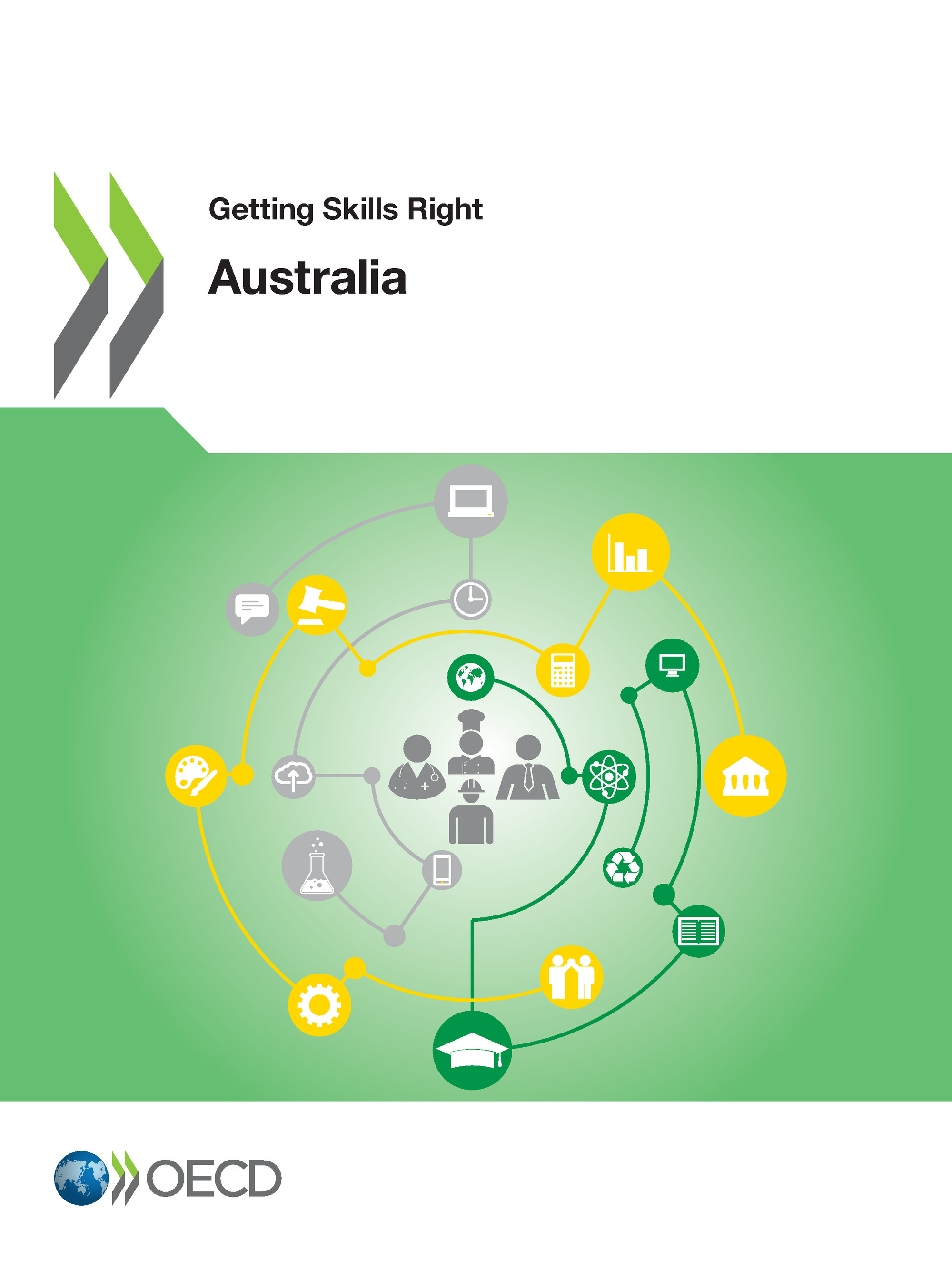 Getting Skills Right: Australia De  Collectif - OCDE / OECD