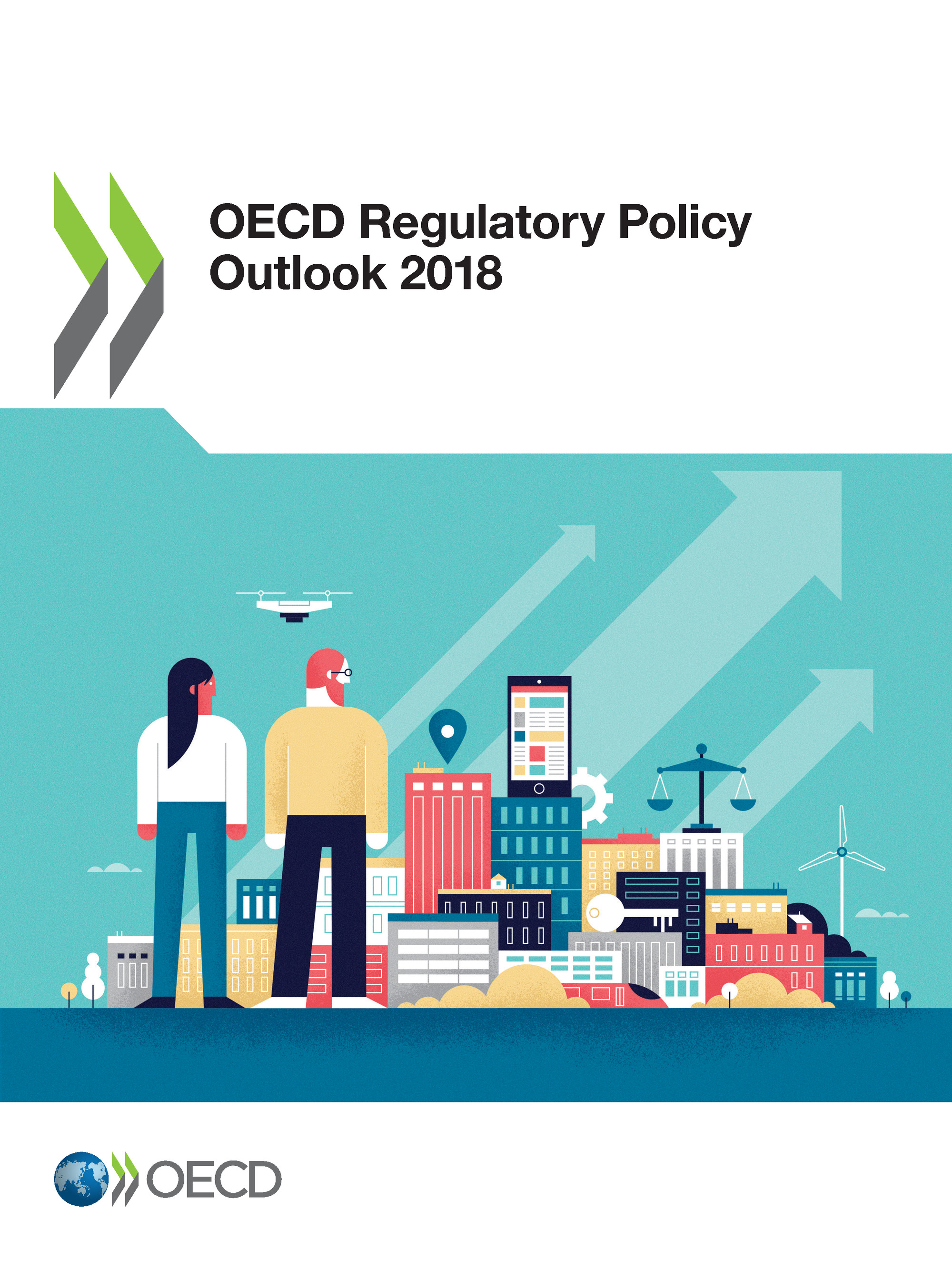 OECD Regulatory Policy Outlook 2018 De  Collectif - OCDE / OECD