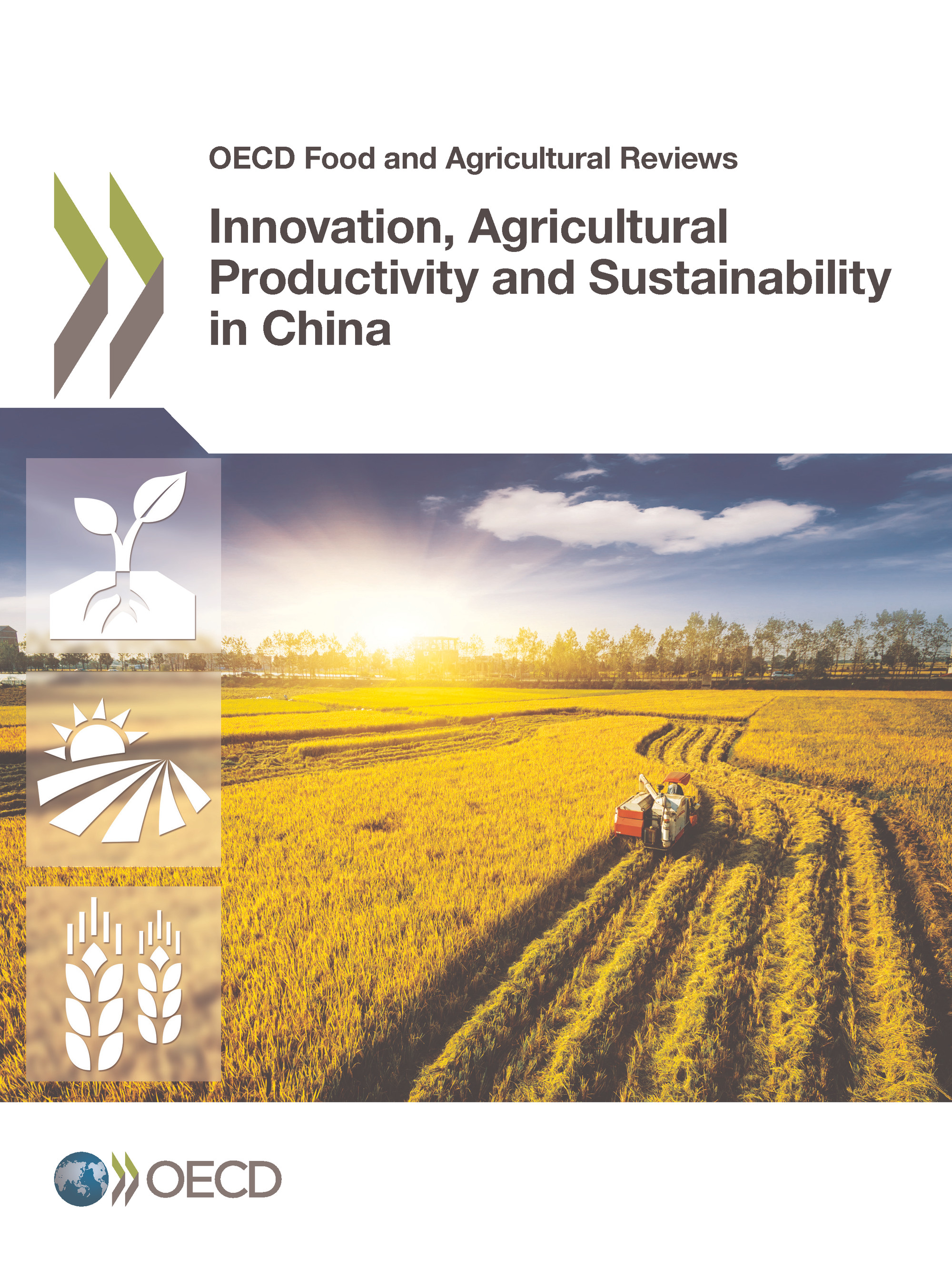 Innovation, Agricultural Productivity and Sustainability in China De  Collectif - OCDE / OECD