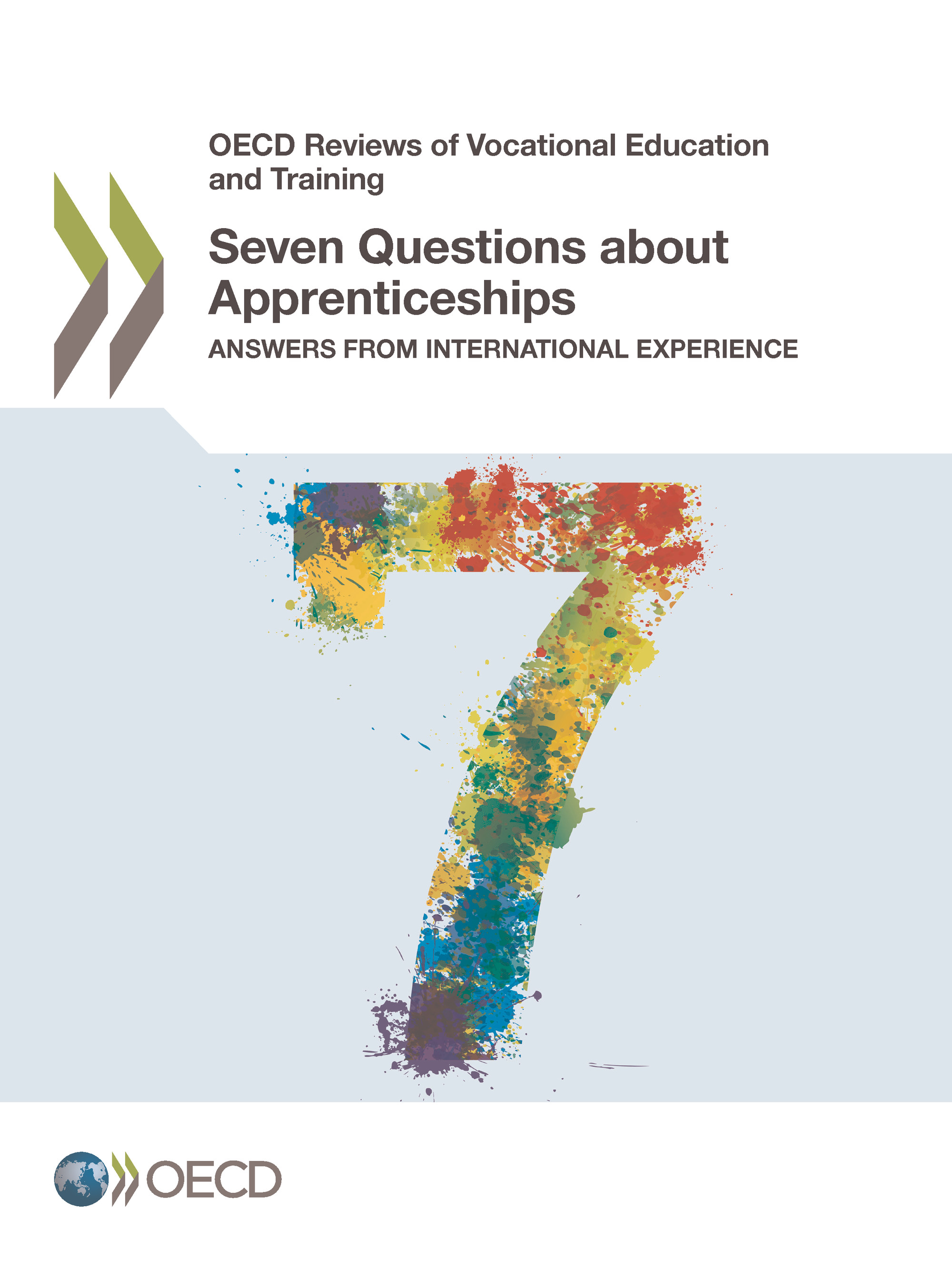 Seven Questions about Apprenticeships De  Collectif - OCDE / OECD