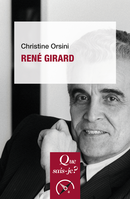 René Girard De Christine Orsini - Presses Universitaires de France