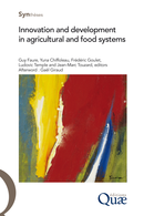 Innovation and development in agricultural and food systems De Jean-Marc Touzard, Ludovic Temple, Frédéric Goulet, Yuna Chiffoleau et Guy Faure - Quæ