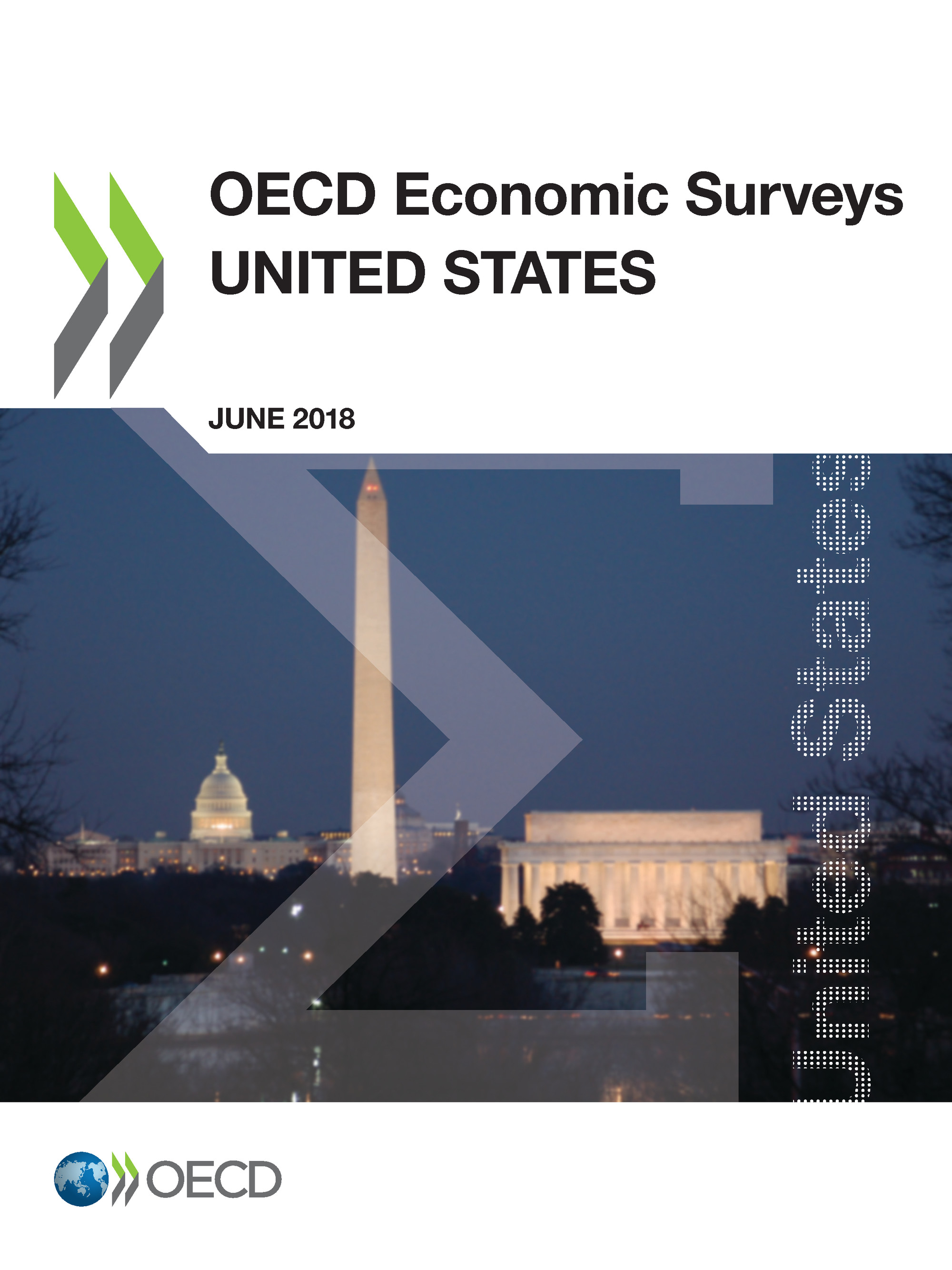 OECD Economic Surveys: United States 2018 De  Collectif - OCDE / OECD
