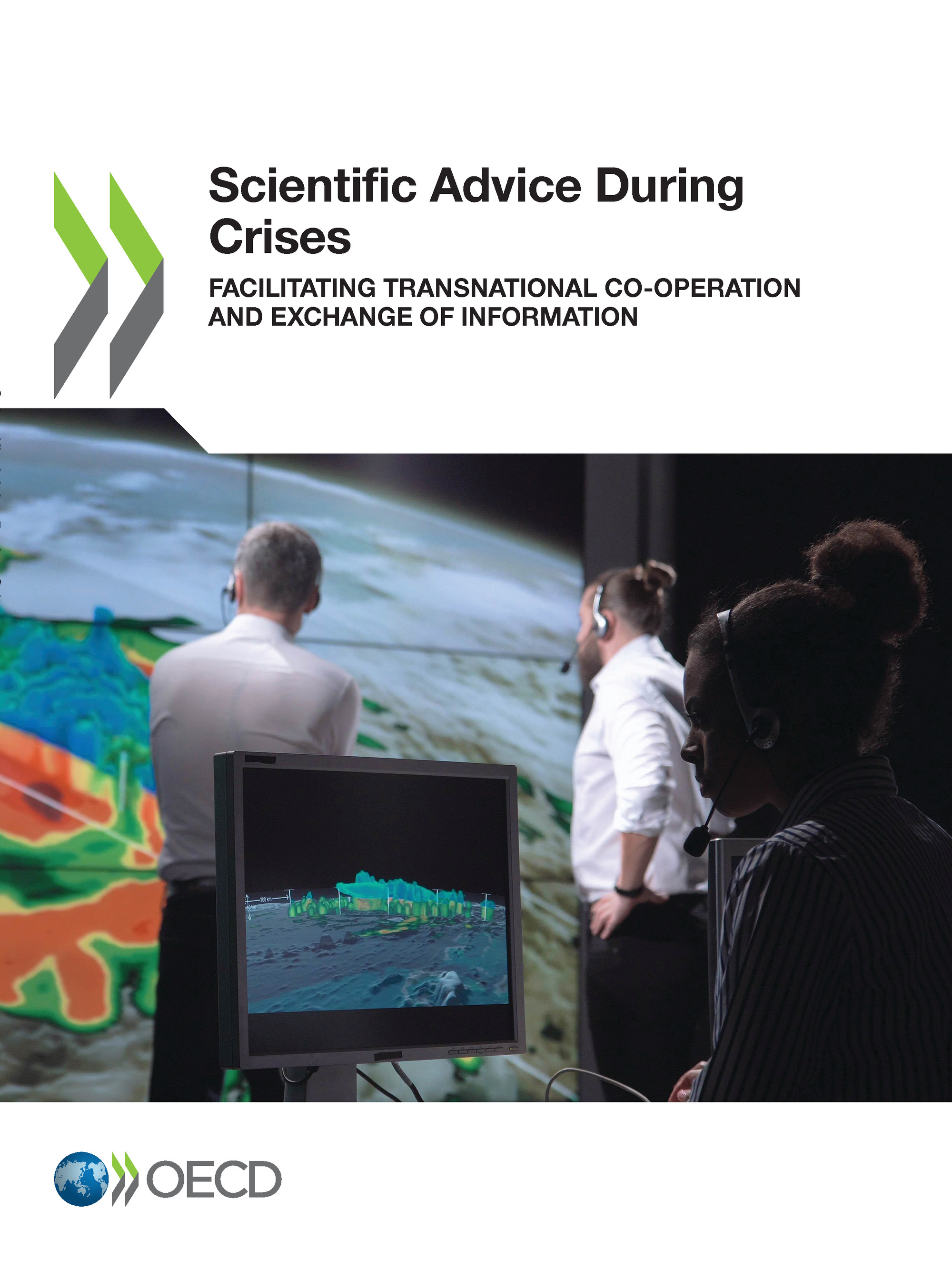 Scientific Advice During Crises De  Collectif - OCDE / OECD