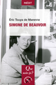 Simone de Beauvoir De Éric Touya de Marenne - Presses Universitaires de France