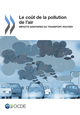 Le coût de la pollution de l'air De Collectif Collectif - OCDE / OECD