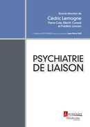 Psychiatrie de liaison  - MEDECINE SCIENCES PUBLICATIONS