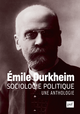 Sociologie politique De Émile Durkheim - Presses Universitaires de France