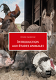 Introduction aux études animales De Émilie Dardenne - Presses Universitaires de France