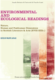 Environmental and ecological readings  - Presses universitaires de Franche-Comté